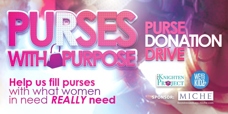 The Purses With Purpose Campaign will Change Women's Lives this Christmas