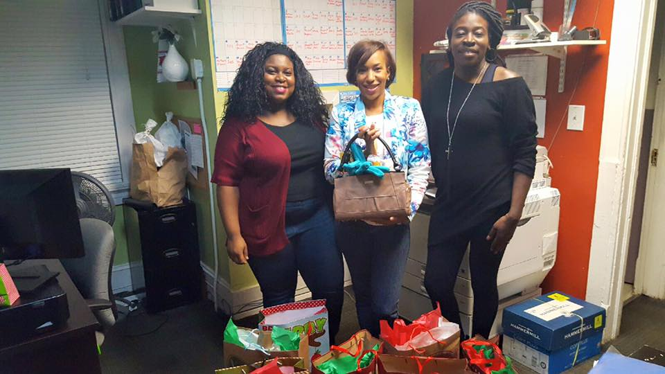 Purses with Purpose Campaign Give 20 Women Brand New Bags Filled with Surprises